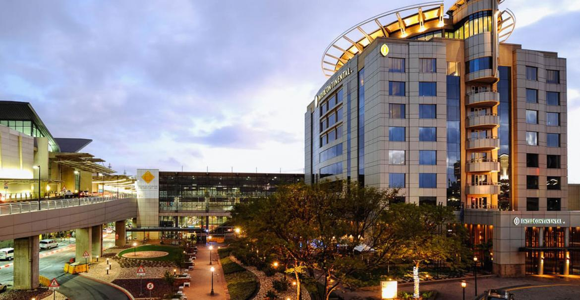 InterContinental Johannesburg O.R. Tambo Airport, South Africa