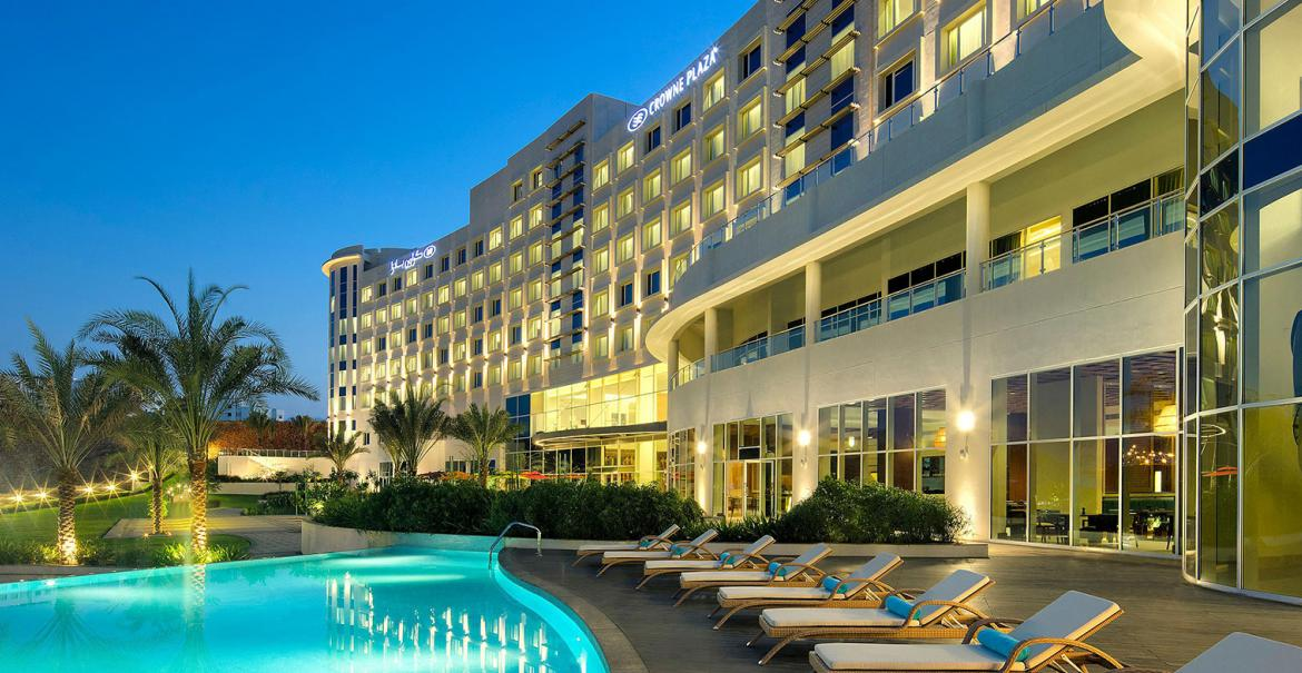 Crowne Plaza Muscat, Oman