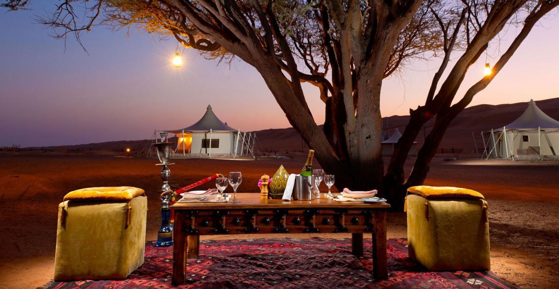 Desert Nights Camp, Al Wasil, Oman