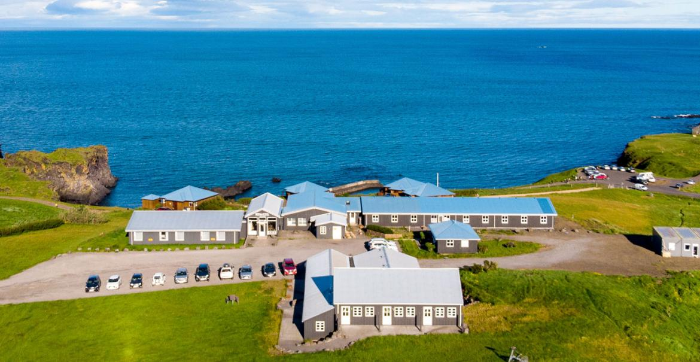 Fosshotel Hellnar, Iceland