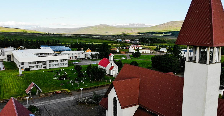 Fosshotel Reykholt, Iceland