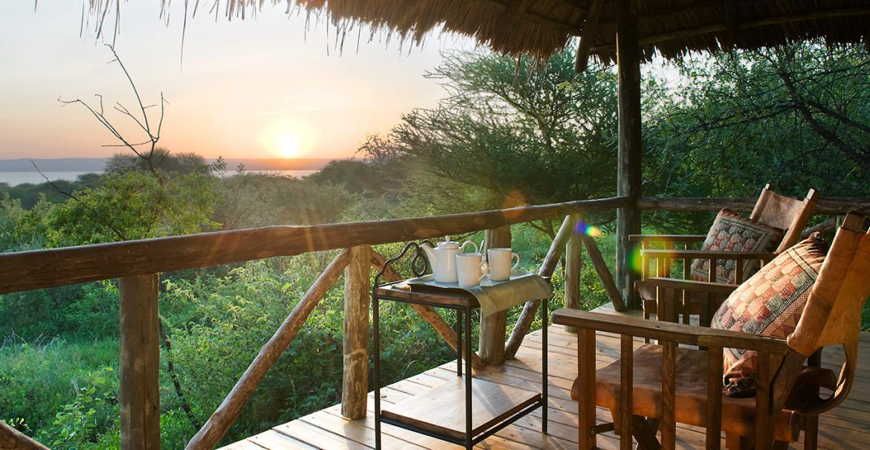Lake Burunge Tented Lodge, Tarangire, Manyara, Tanzania