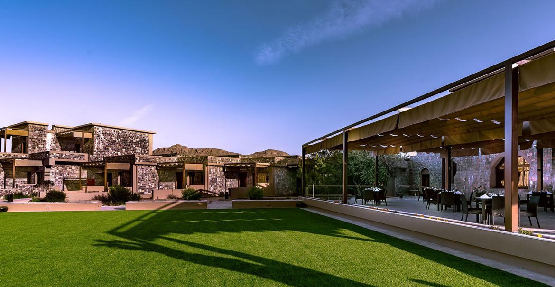 Sahab Resort & Spa, Oman
