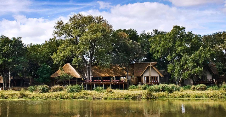 Simbavati River Lodge, Timbavati Private Game Reserve, South Africa