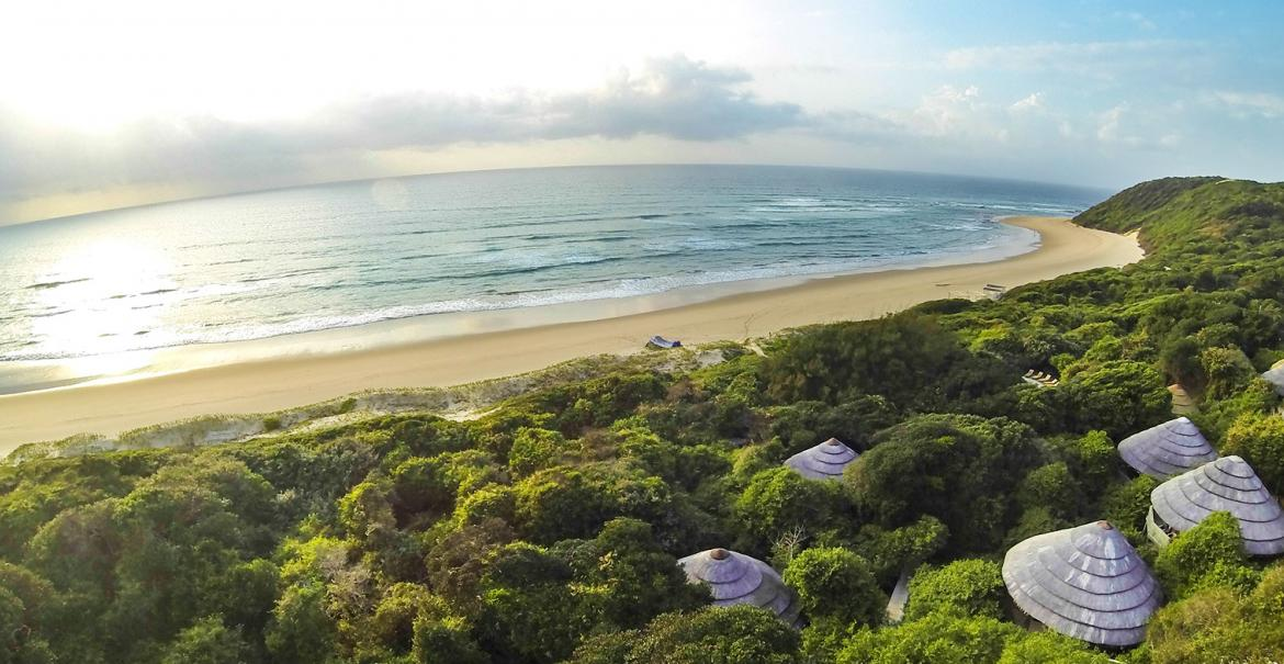 Thonga Beach Lodge, Isimangaliso Wetlands, South Africa