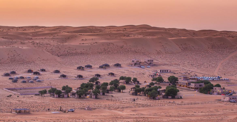 Thousand Nights Camp, Wahiba Sands, Oman