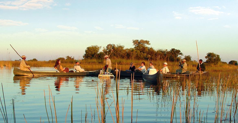 11-daagse luxe kampeersafari Botswana