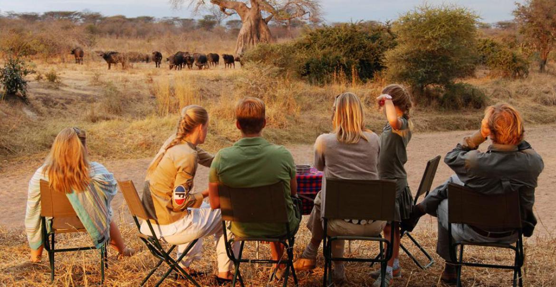Grand Southern Safari, 11-daagse flyin safari Zuid Tanzania + strand