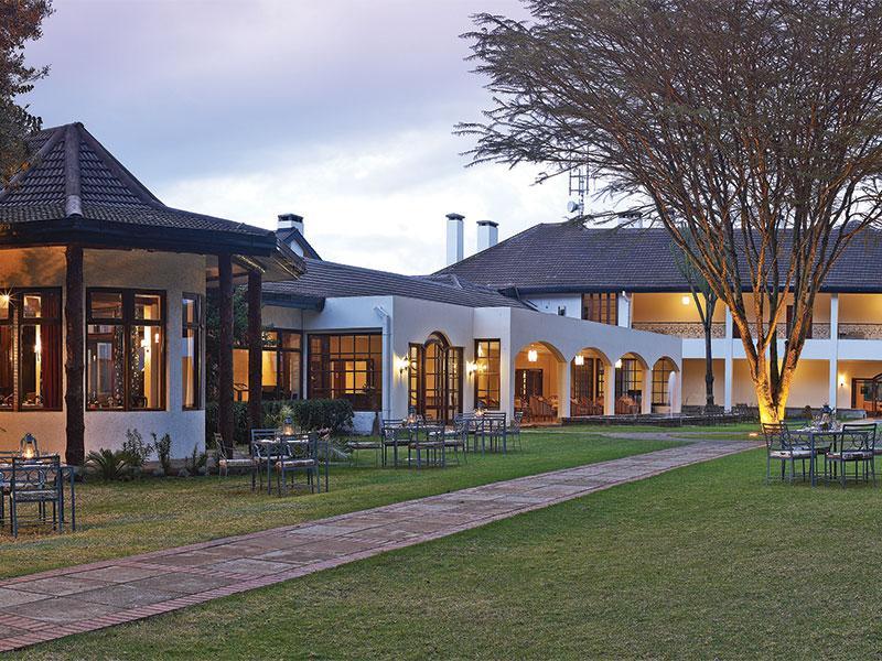 Fairmont Mount Kenya Safari Club Bms Travellers