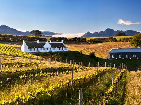 Aaldering Luxury Lodges, Stellenbosch, South Africa