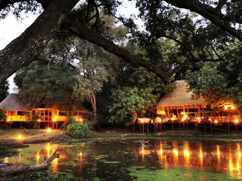 Bilimungwe Bushcamp, South Luangwa, Zambia