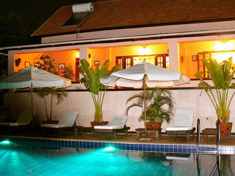 The Boma Hotel, Entebbe, Uganda
