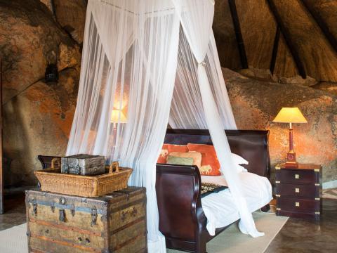 Amalinda Lodge, Matobo, Zimbabwe