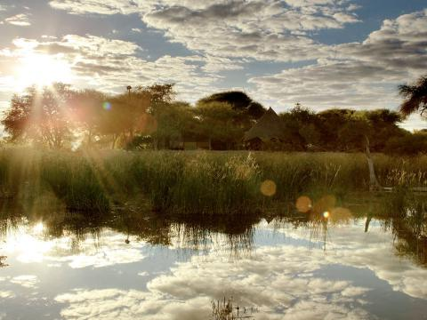 Central Kalahari Game Reserve, Botswana