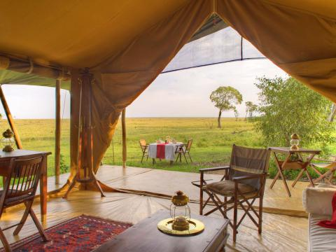 Elephant Pepper Camp, Masai Mara, Kenya