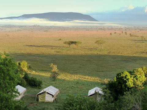 Intimate Places Mobile Camp, Tanzania