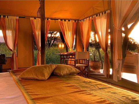 Joy's Camp, Shaba National Reserve, Kenia