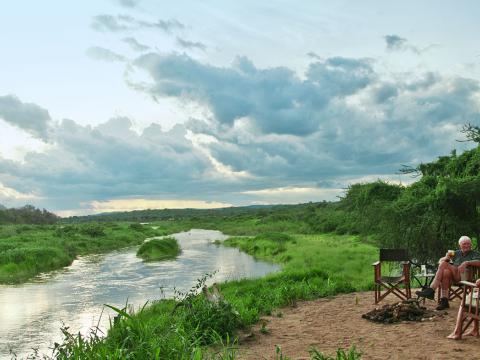 Kichaka Expeditions, Ruaha, Tanzania
