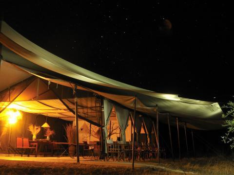 Kwihala Camp, Ruaha, Tanzania