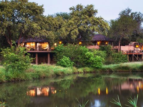Mashatu Camp, Tuli, Botswana