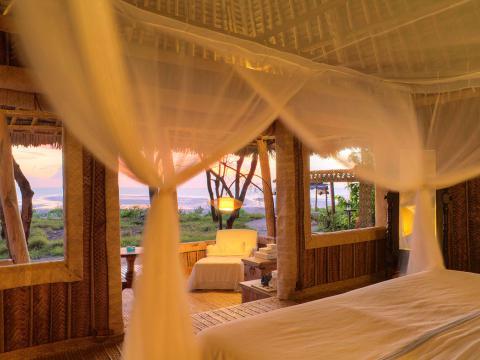 Mnemba Island Lodge, Zanzibar, Taznania