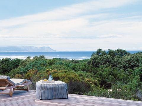 Mosselberg on Grotto Beach, Hermanus, South Africa