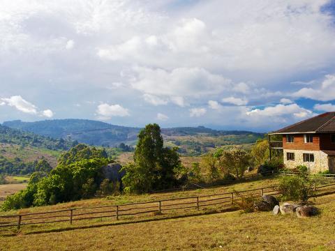 Mufindi Highlands Lodge Tanzania
