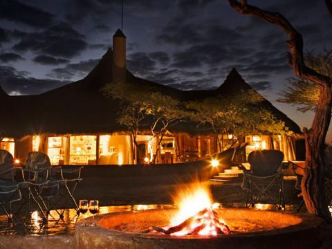 Okonjima Bush Suite, Namibië