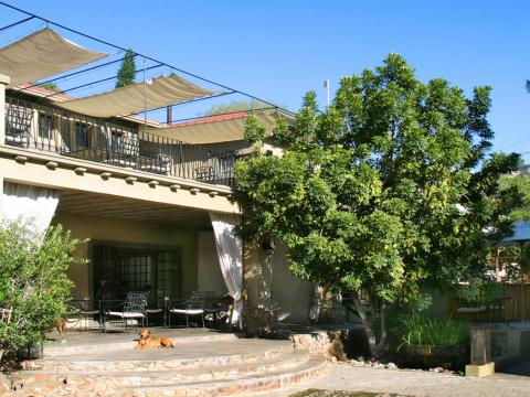 Olive Grove Guesthouse, Windhoek, Namibia