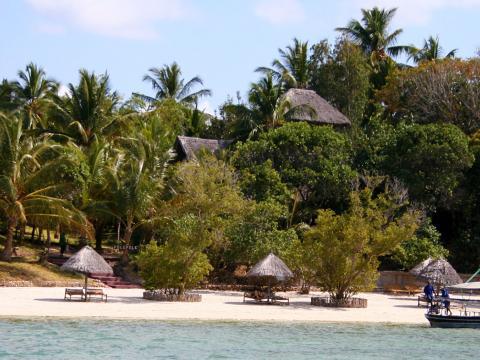Pole Pole Resort, Mafia Island, Tanzania