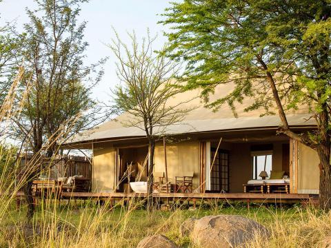 Sayari Camp, Serengeti National Park, Tanzania