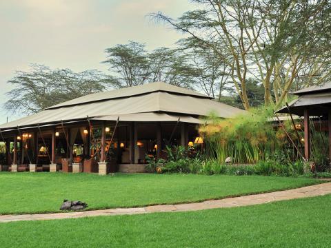 Lake Elmenteita Serena Camp, Kenya