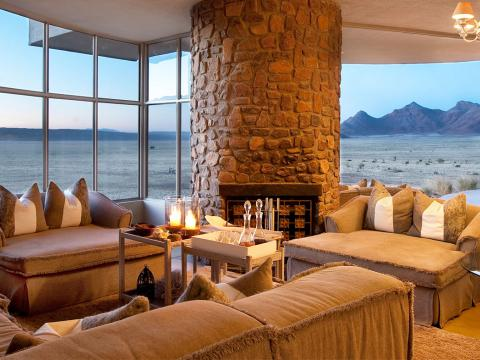 Sossusvlei Desert Lodge, Namib Naukluft, Namibië