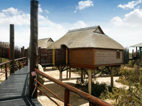 The Stiltz, Swakopmund, Namibia