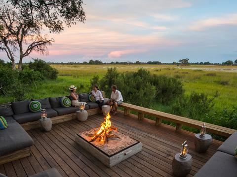 Vumbura Plains, Okavango, Botswana