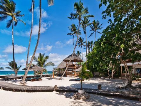 WaterLovers Beach Resort, Dianai Beach, Kenia