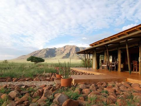 Wolwedans Private Camp, Namib Rand Nature Reserve, Namibië