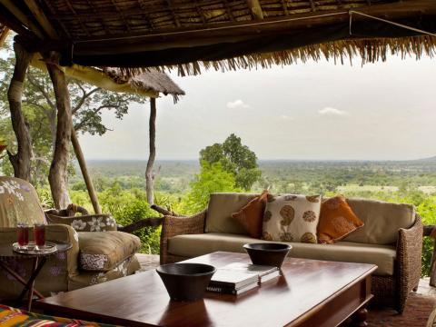Beho Beho, Selous Game Reserve, Tanzania