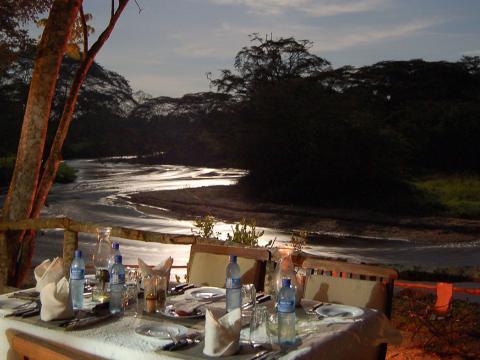 Ishasha Wilderness Camp, Queen Elizabeth National Park, Uganda