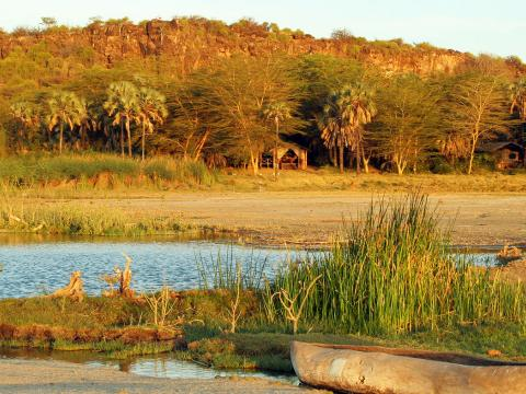 Kisima Ngeda Tented Camp, Lake Eyasi, Tanzania