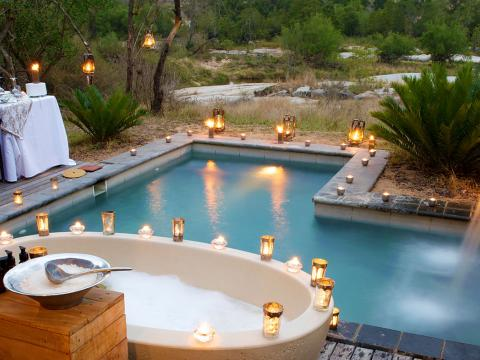 Londolozi Private Granite Suites, Sabi Sand, South Africa