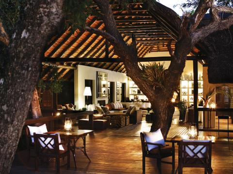 Londolozi Tree Camp, Sabi Sand, South Africa