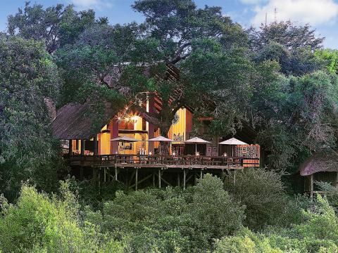 Londolozi Varty Camp, Sabi Sand, South Africa