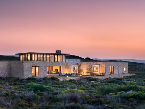 Morukuru Ocean House, De Hoop Nature Reserve, South Africa