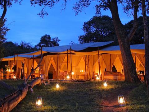 Naibor Camp, Masai Mara, Kenya