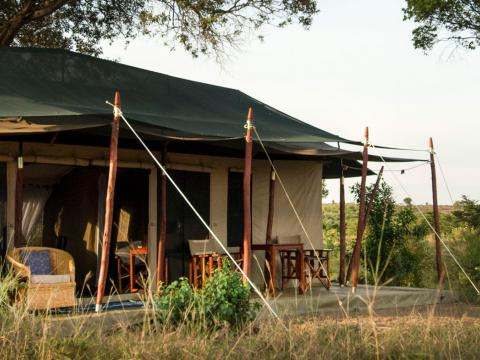 Offbeat Mara Camp, Masai Mara, Kenya
