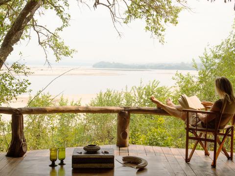 Sand Rivers, Selous, Tanzania
