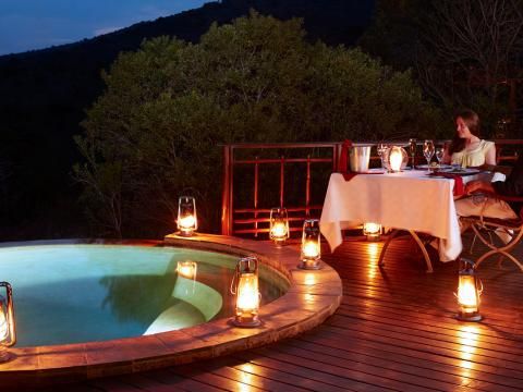 Thanda Safari Lodge, South Africa