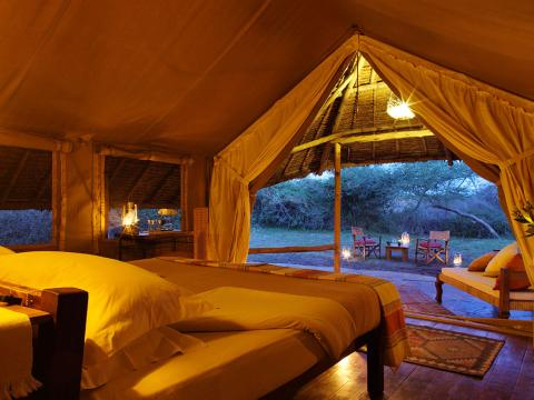 Tortilis Camp, Amboseli, Kenya
