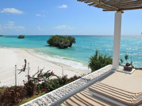 Constance Aiyana, Pemba Island, Tanzania